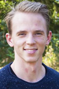 Oskar Eriksson : Ekonomiassistent 75%