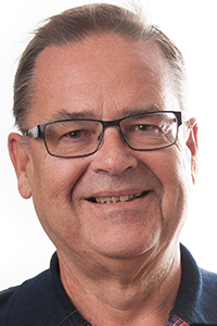 Lennart Blixth : Ekonomichef